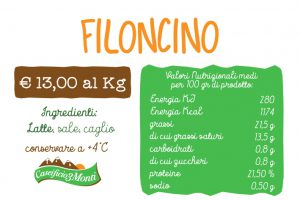 Targhetta Filoncino